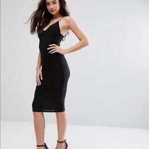 🆕 ASOS Midi Dress with Cami Straps